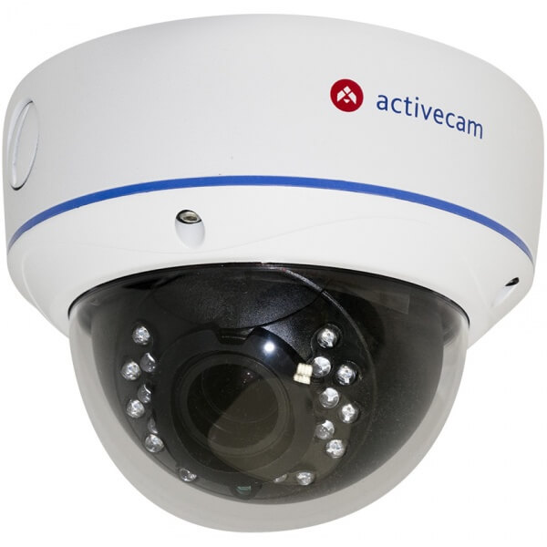 Сетевые (IP) камеры видеонаблюдения