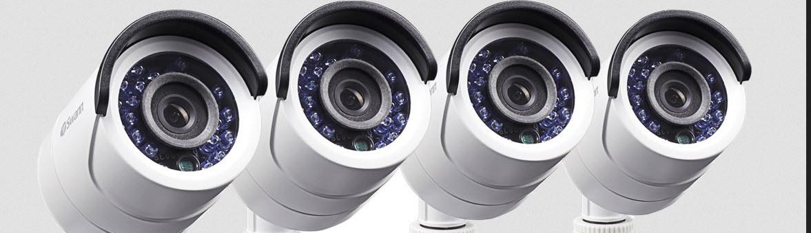 Купить беспроводную систему видеонаблюдения недорого