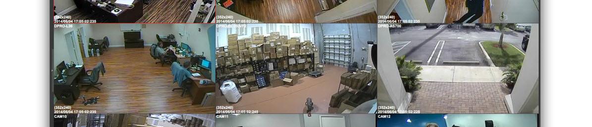 Беспроводное скрытое видеонаблюдение