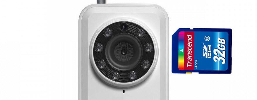Память камер видеонаблюдения