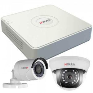 Готовые системы видеонаблюдения